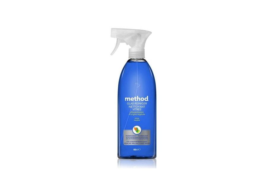 Method Glas-Reiniger Minze 490 ml