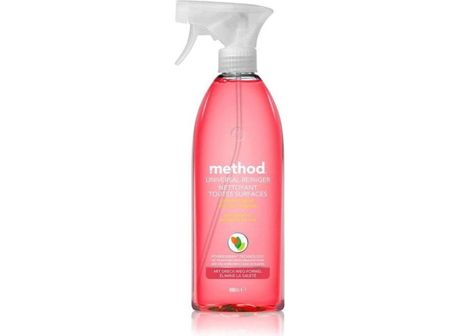 Method Universal-Reiniger Grapefruit 490 ml