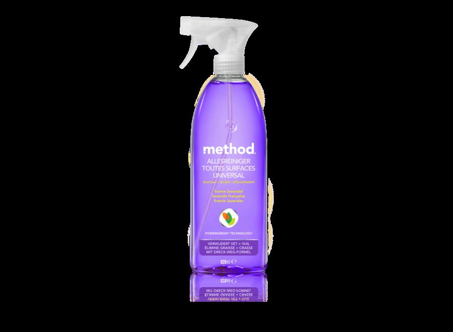 Method Universal-Reiniger French Lavender 490 ml