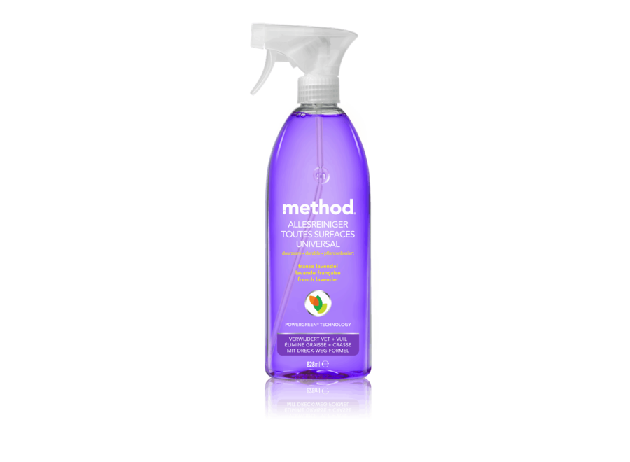 Universal-Reiniger French Lavender von Method