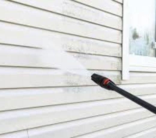 Reinigungsmittel für den Außenbereich