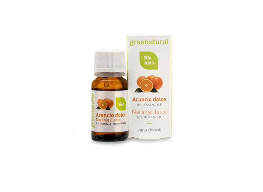 BIO DUFTÖL von Greenatural – ORANGE (Süß) -10ml