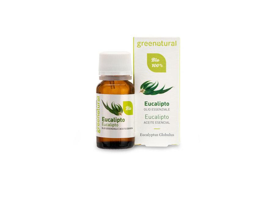 Bio Duftöl – Eukalyptus von Greenatural -10ml