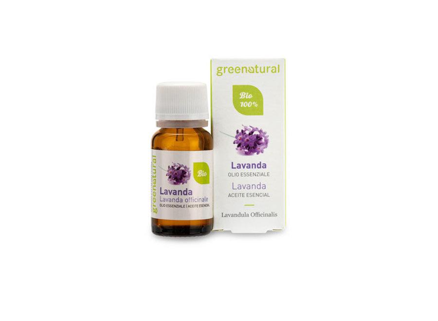Bio Duftöl - Lavendel von Greenatural -10ml