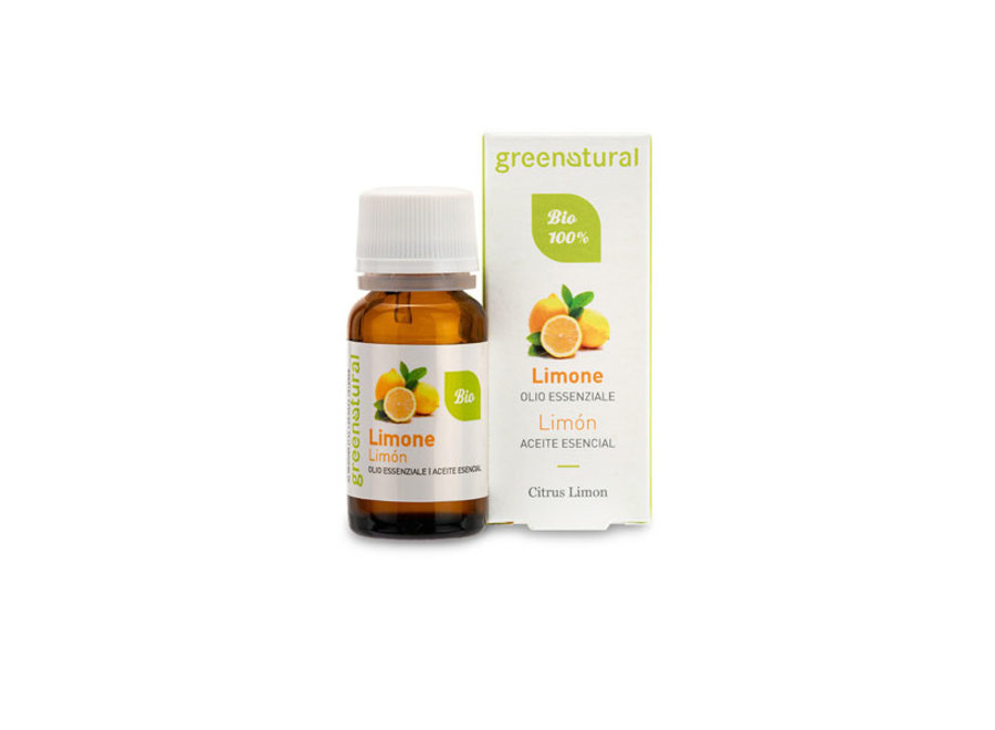 Bio Duftöl - Zitrone von Greenatural -10ml