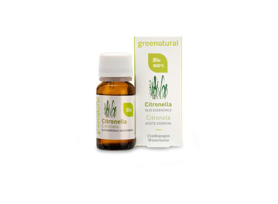 Bio Duftöl - Zitronenmelisse von Greenatural -10ml