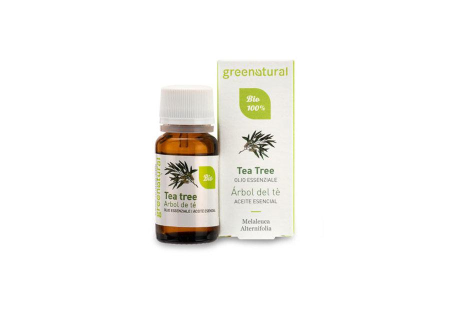 Bio Duftöl - Teebaum von Greenatural -10 ml