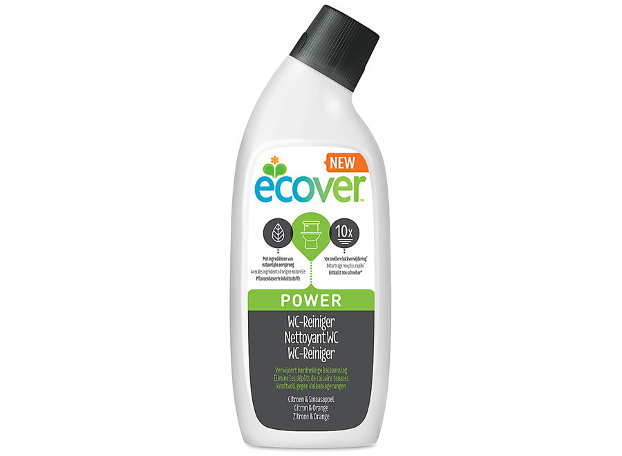 Ecover WC Power Cleaner 0,75 L
