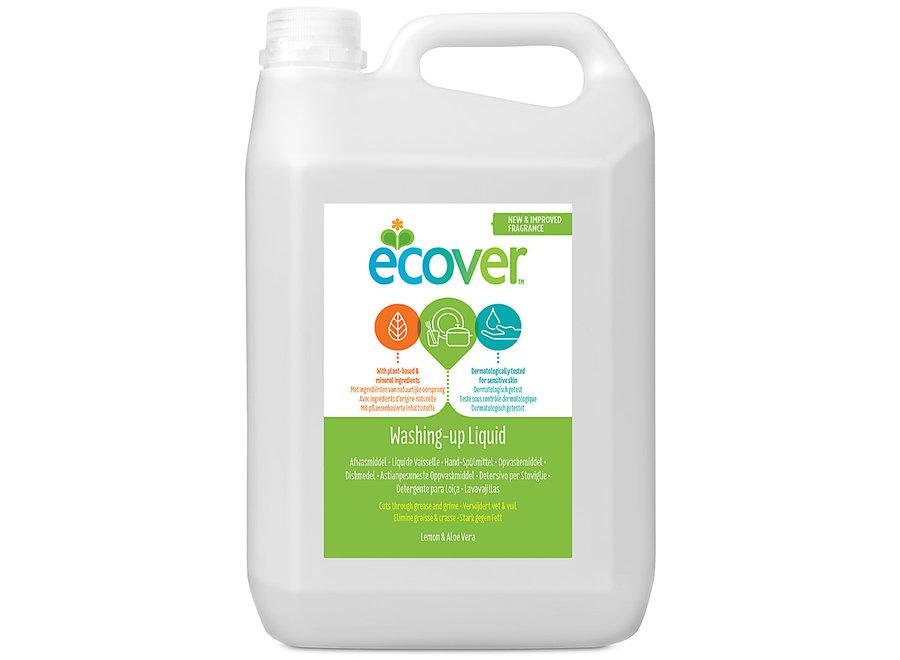 Ecover Hand-Spülmittel  Zitrone & Aloe Vera 5L