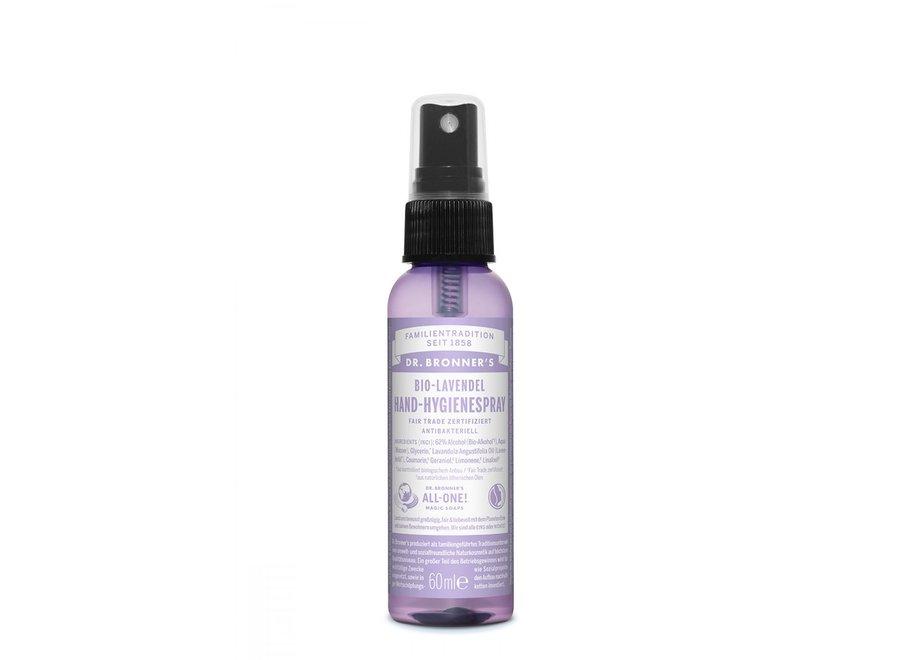 Bio-Lavendel Hand-Hygienespray