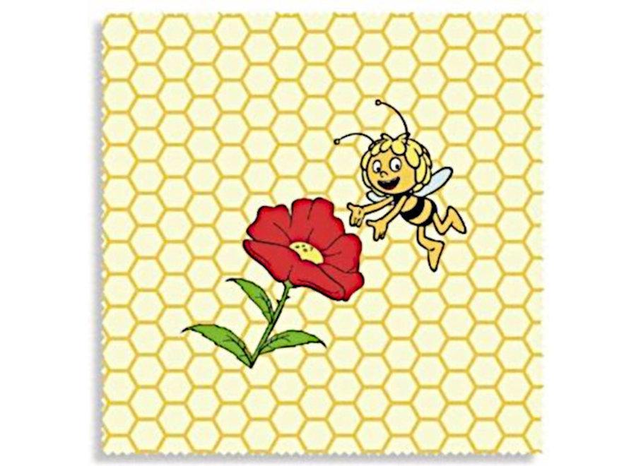 """Bienenwachstuch """"Maja"""" 1 Stk von nuts"""