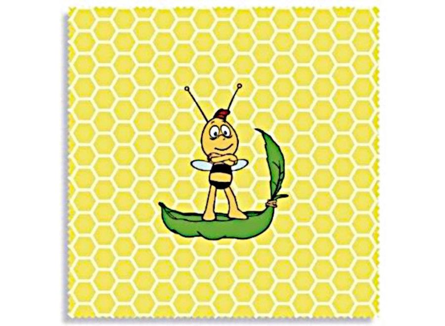 """Bienenwachstuch """"Willi"""" 1 Stk von nuts"""
