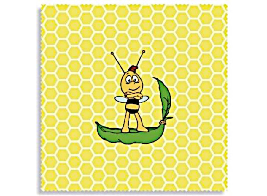 """nuts Bienenwachstuch """"Willi"""" 1 Stk"""