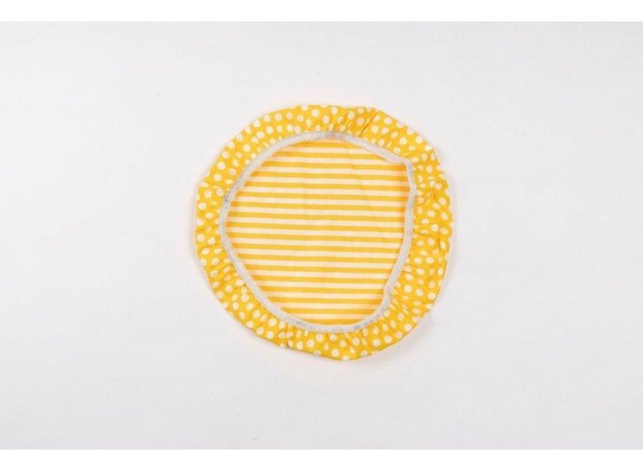 """Textil Schüsselabdeckung XL """"Streifen"""" 1 Stk von nuts"""