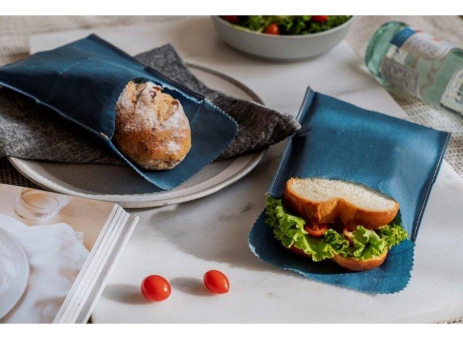 """Sandwich & Snack Beutel """"Jeans"""" 1 Stk von nuts"""