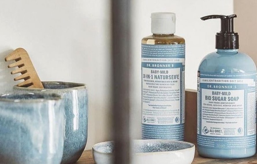 Dr. Bronners - All one!