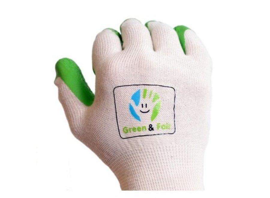 Green&Fair Gartenhandschuhe Gr. S von FairTradeCenter