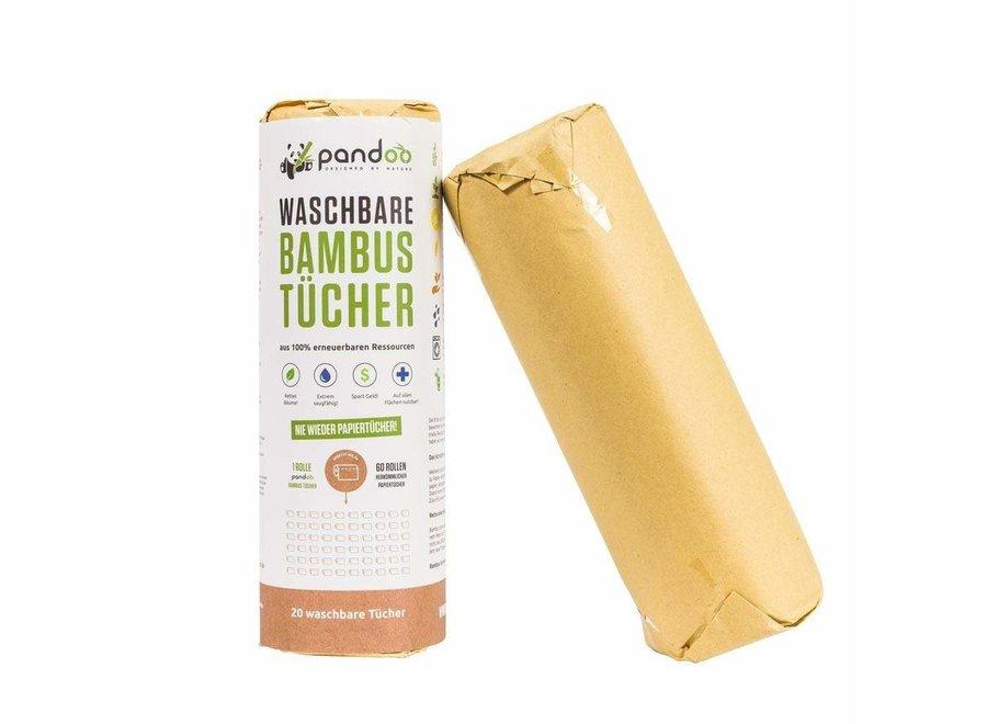 Bambus Küchenrolle von Pandoo