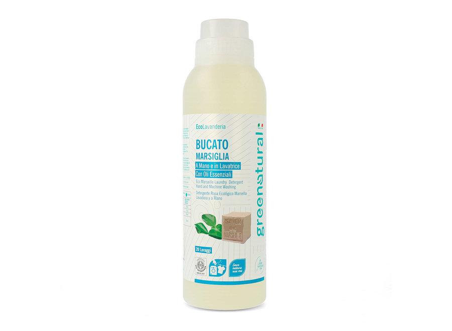 Flüssigwaschmittel Marseille von Greenatural