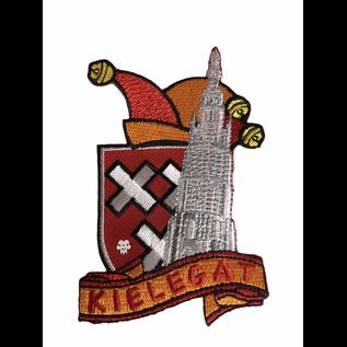Borduur embleem Kielegat toren