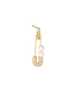 Glamour pin earstud