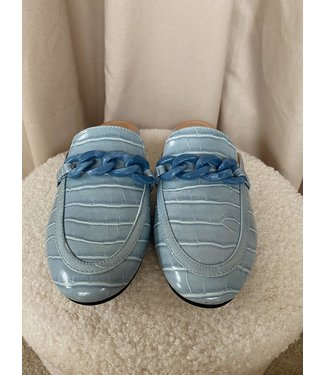 Sky loafers