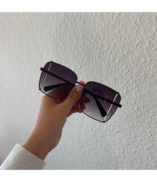 Holy  zonnebril zwart