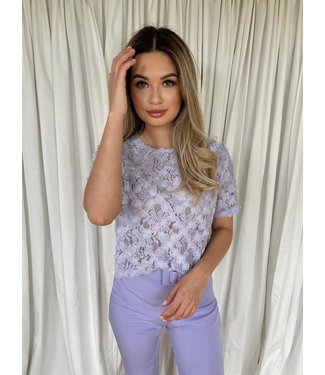 Nona t-shirt lila