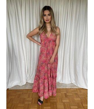 Mina maxi jurk