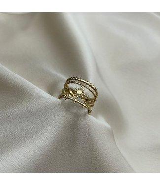 Clarise ring
