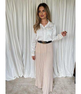 Dina blouse wit