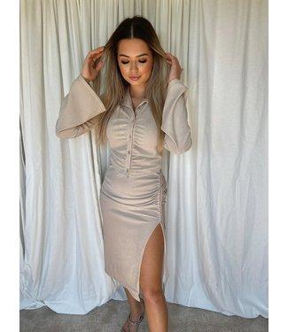 Julie rok beige