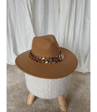 Nisa hoed camel