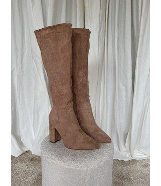 Jane boots beige