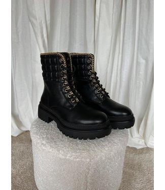 Lana boots zwart