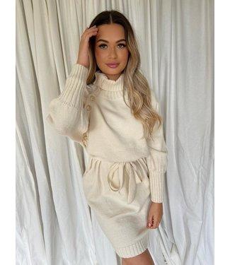 Lorena knit jurk