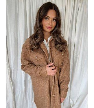 Kira jacket camel