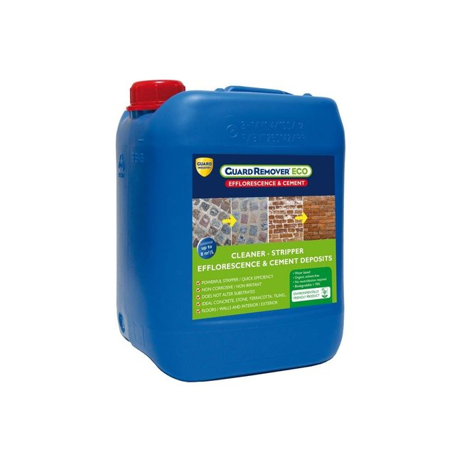 Guard Remover Eco® Efflorescence & Cement