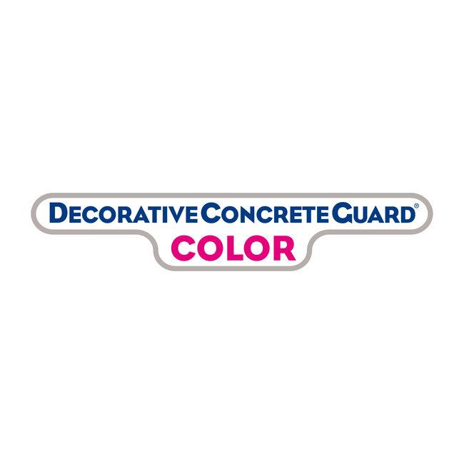 Decorative concrete Guard