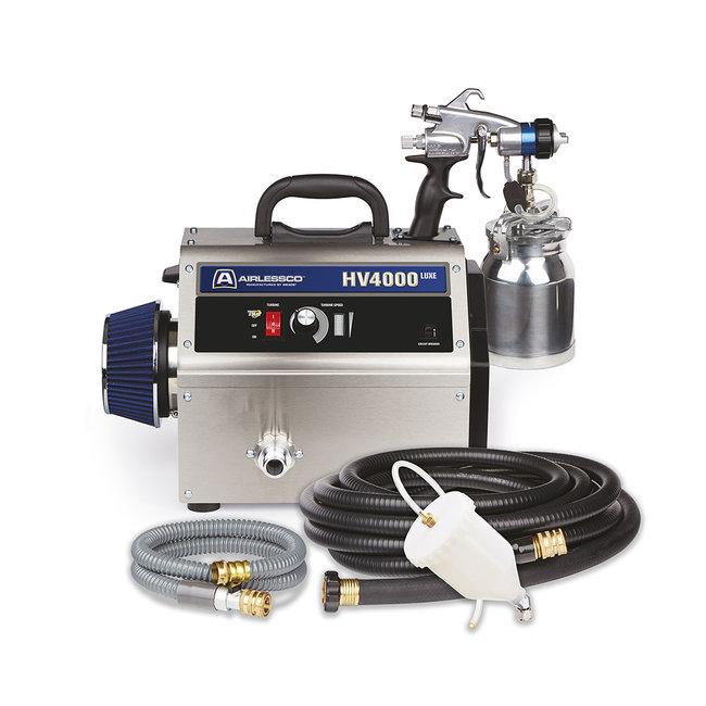 Airless sprayer HV4000 Luxe