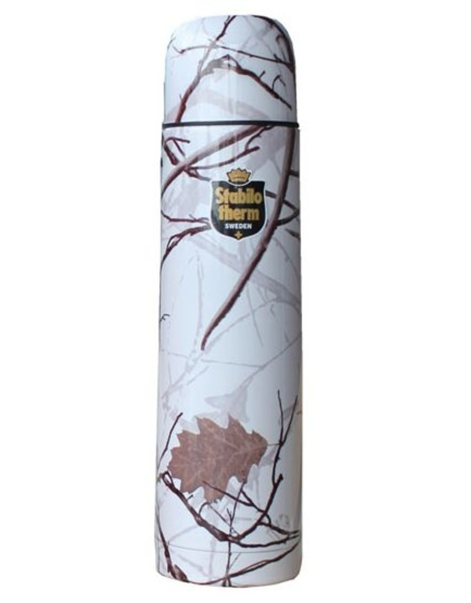 Stabilotherm Stabilotherm Isolierflasche Snow Camo