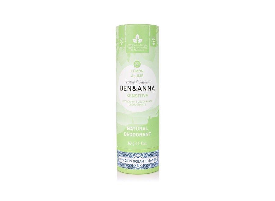 Sensitive Lemon en Lime Deodorant