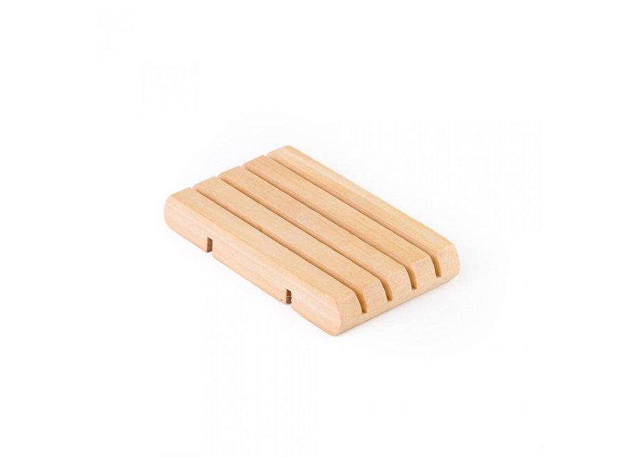 Birch Wood Soap Dish