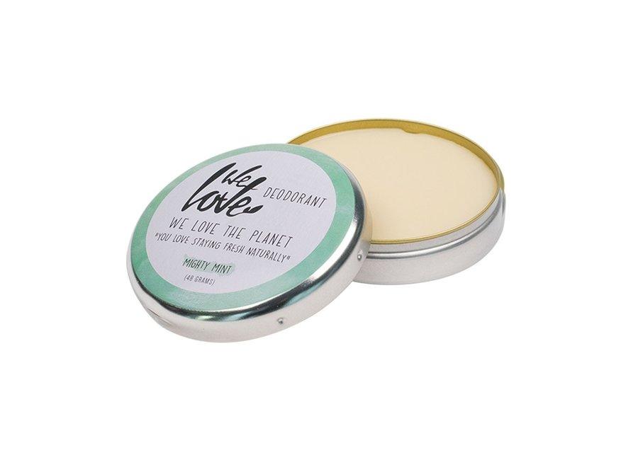 Mighty Mint Deodorant