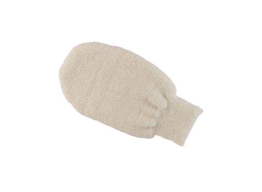 Scrubbing Glove Nettle and Cotton