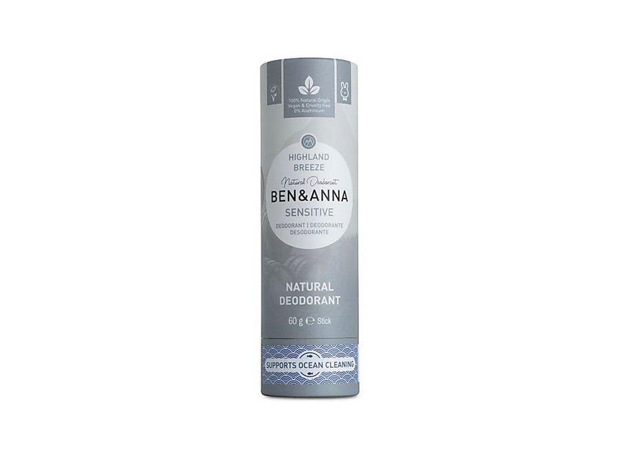 Sensitive Highland Breeze Deodorant