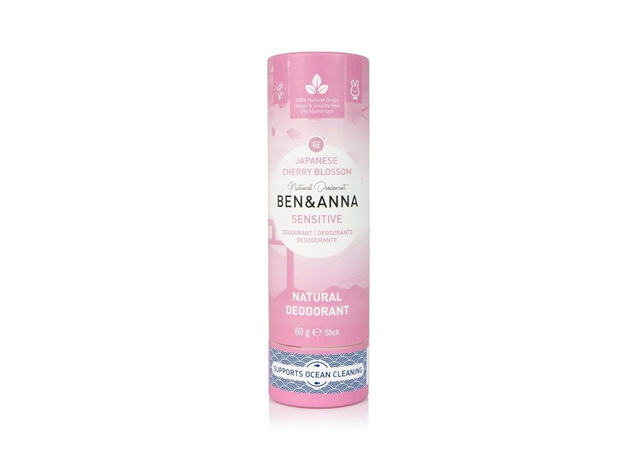 Sensitive Cherry Blossom Deodorant