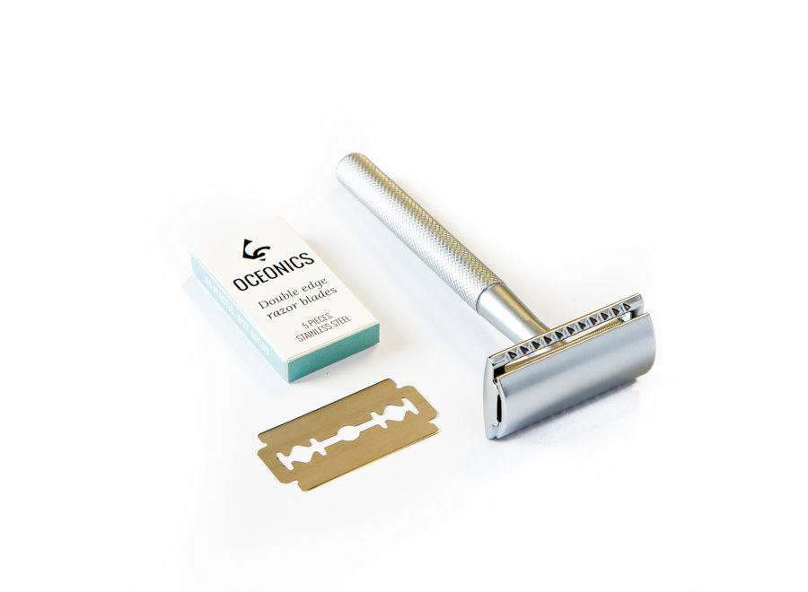 Safety Razor Chrome