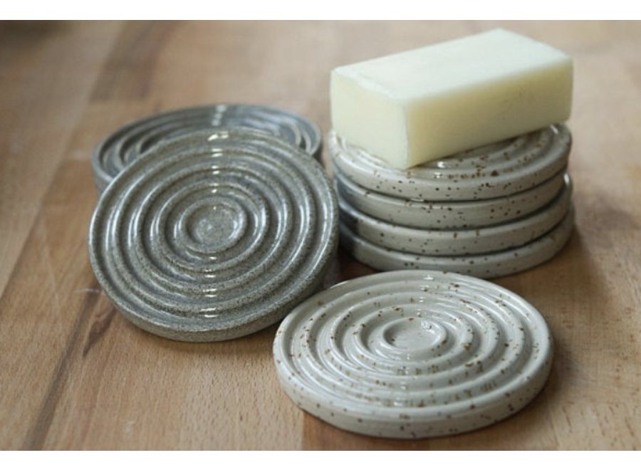 Ceramic Soap Dish by Maki