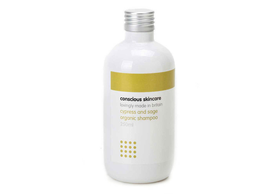 Organic Shampoo Cypress & Sage